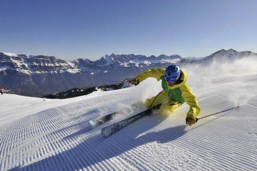 Flumserberg Skifahren