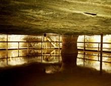 Salzbergwerk – Geschichte des weissen Goldes