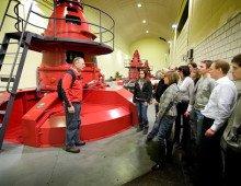 Besuch Kraftwerke Oberhasli AG