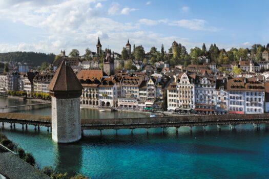Luzern Kapplerbrücke